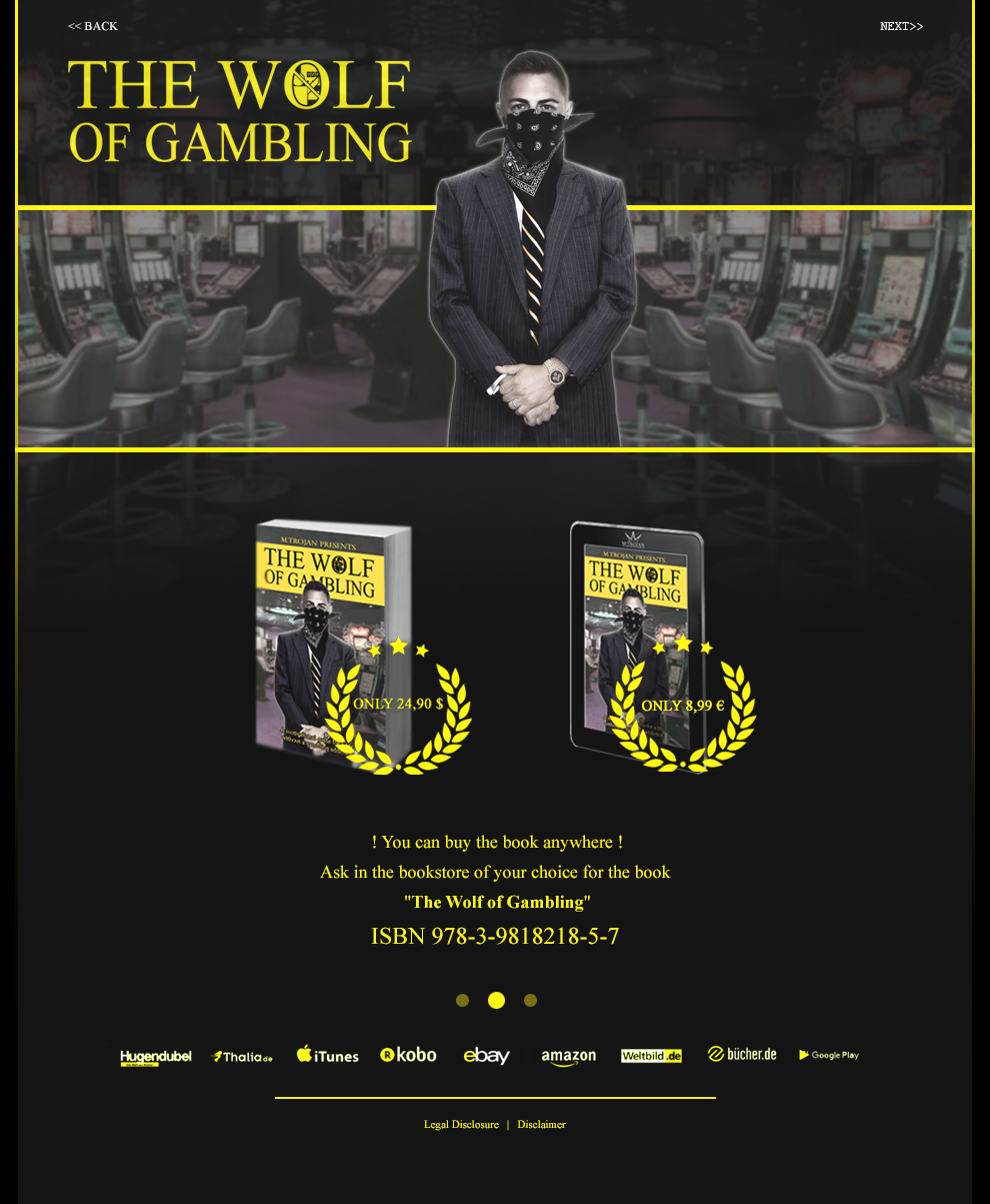 The Wolf of Gambling - Side 2